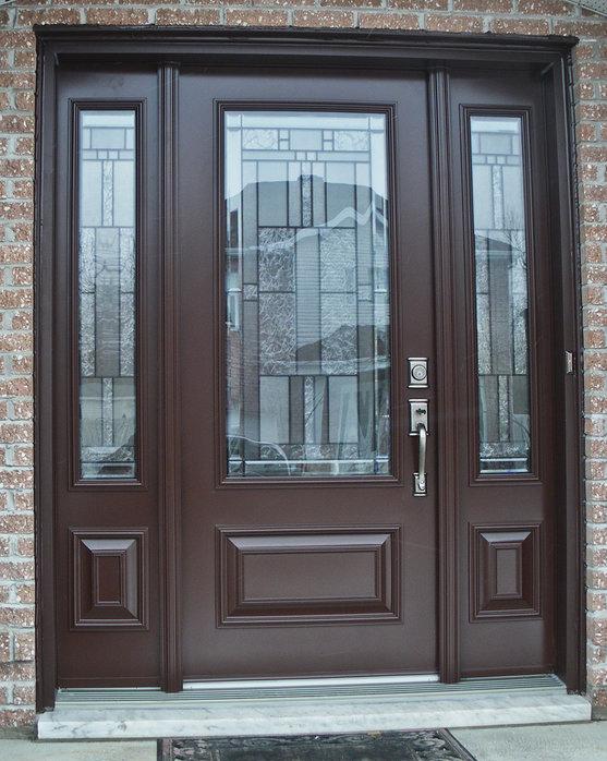 Porte picbois 450 348 7321 - Porte exterieur sur mesure ...